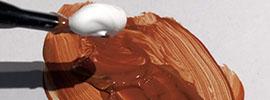 Blanda hudfärg steg för steg | www.dinatelje.se