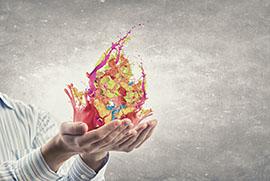 Kreativ uppmuntran när du behöver det som mest | www.dinatelje.se